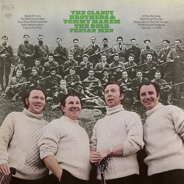 The Clancy Brothers - The Bold Fenian Men