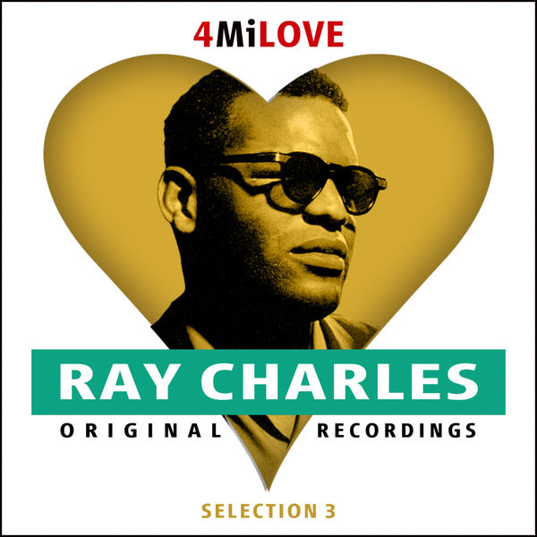 Ray Charles - If I Give You My Love - 4 Mi Love EP