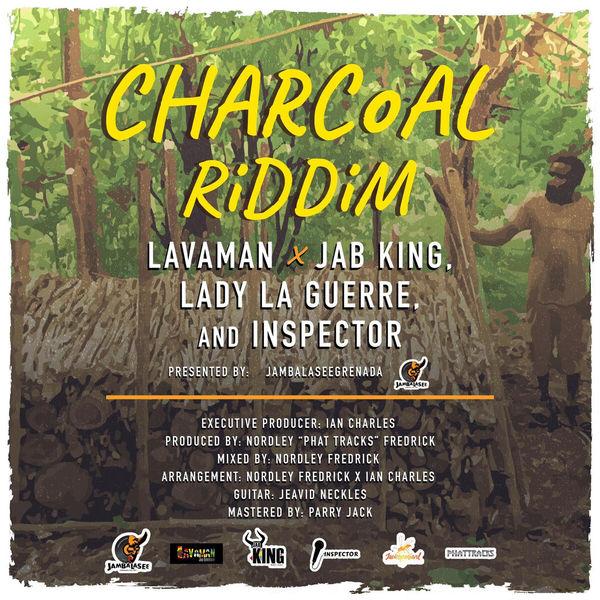 Various Artists - Charcoal Riddim