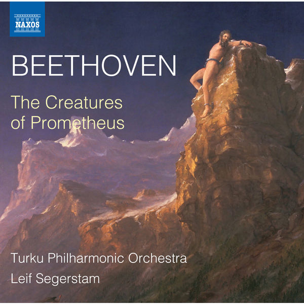 Turku Philharmonic Orchestra - Beethoven: The Creatures of Prometheus, Op. 43