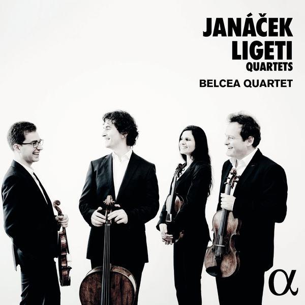 Belcea Quartet - Janáček & Ligeti : Quartets