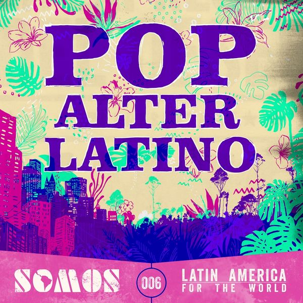 Sergio Gonzalez Rosas - Pop Alterlatino