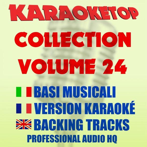 Karaoketop - Karaoketop Collection, Vol. 24 (Karaoke Versions)