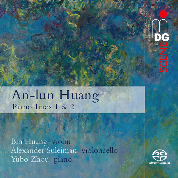 Bin Huang - An-lun Huang: Piano Trios