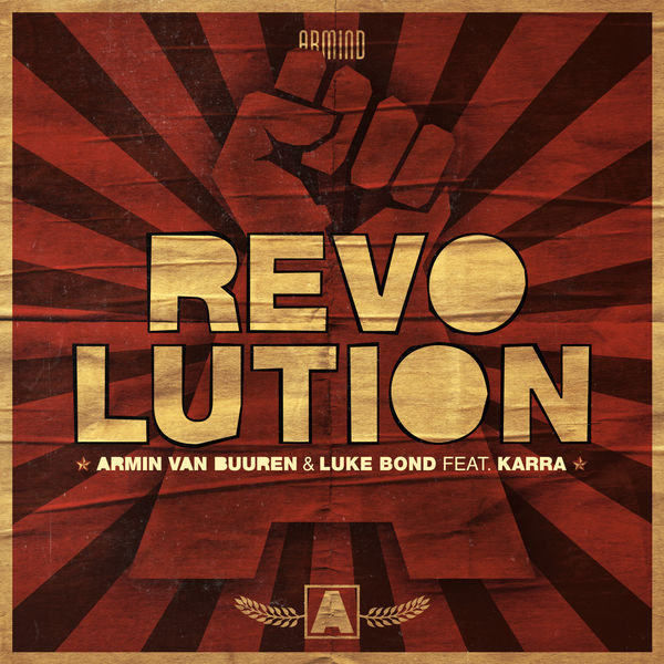 Armin Van Buuren - Revolution