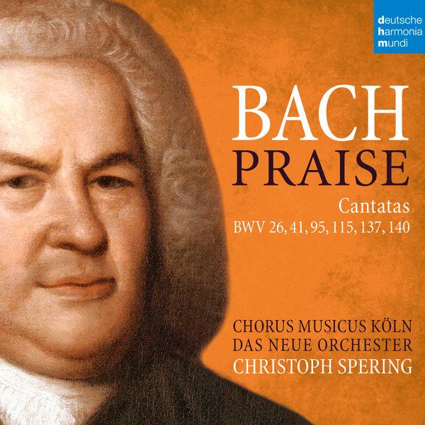 Christoph Spering - Christus, der ist mein Leben, BWV 95/III. Valet will ich dir geben (Chorale)