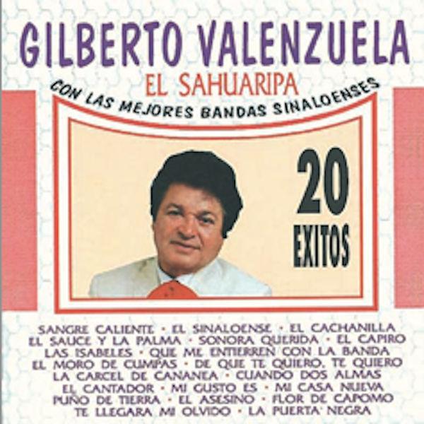 Gilberto Valenzuela - 20 Exitos de Gilberto Valenzuela