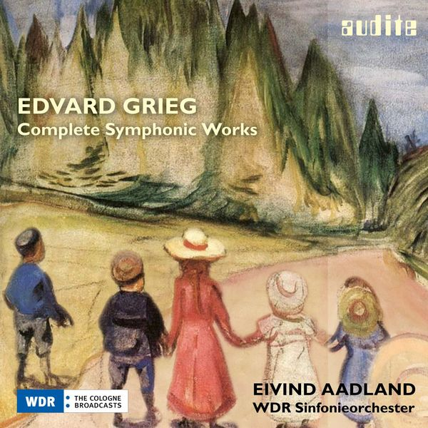 Eivind Aadland - Grieg : Complete Symphonic Works