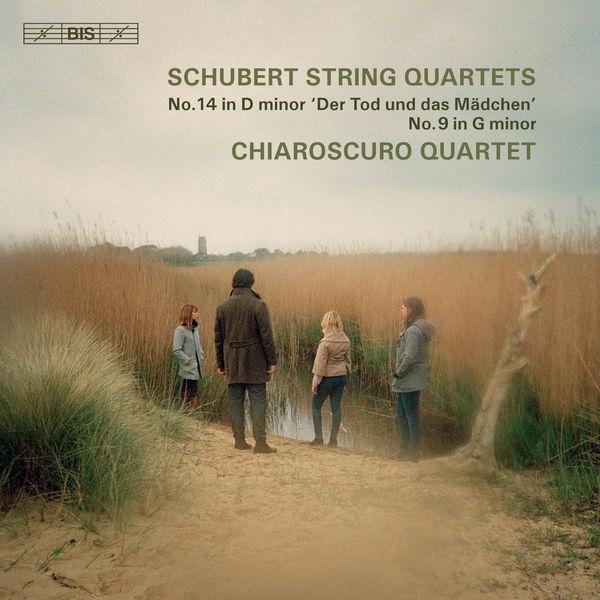 Chiaroscuro Quartet - Schubert: String Quartets Nos. 14 & 9