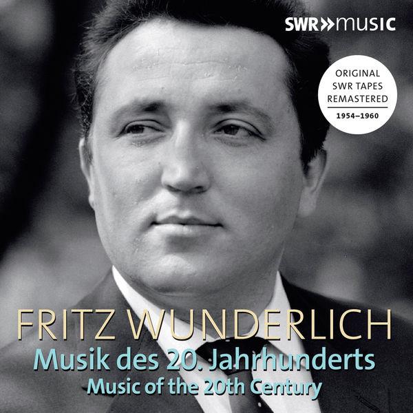 Fritz Wunderlich - Fritz Wunderlich: Arias from the 20th Century (Live)