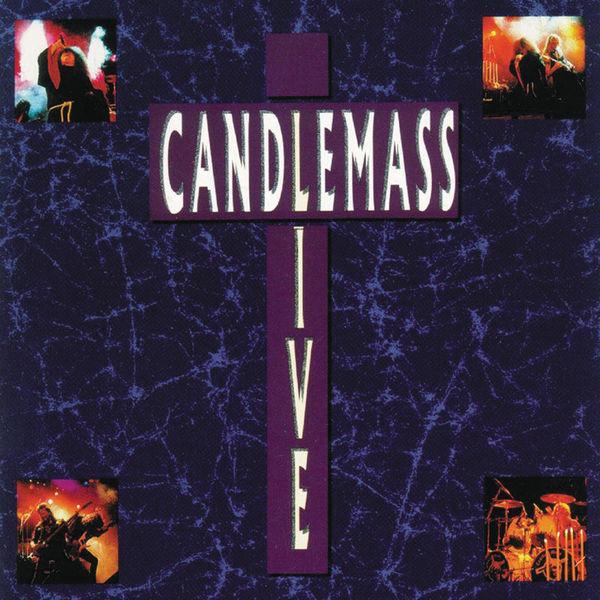 Candlemass Candlemass: Live
