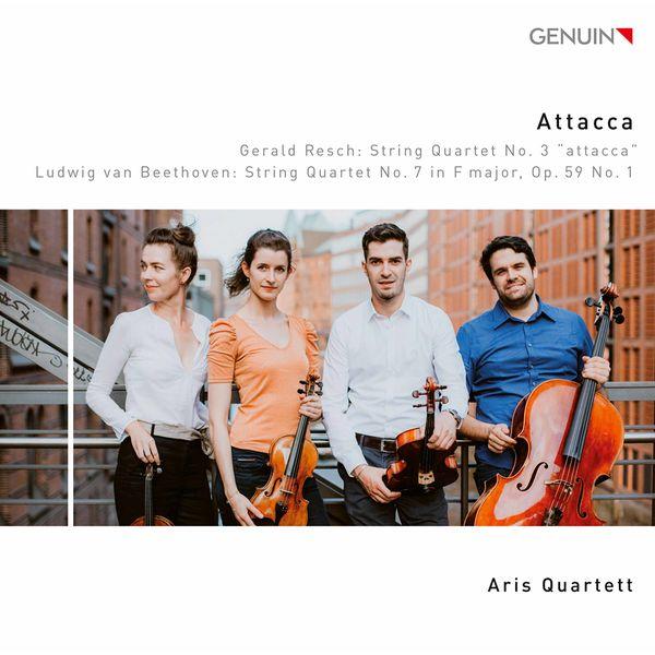 Aris Quartett - Gerald Resch: String Quartet No. 3 - Beethoven: String Quartet No. 7, Op. 59 No. 1