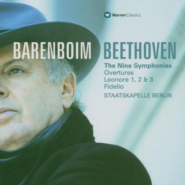 Daniel Barenboim - Beethoven : Symphonies Nos 1 - 9 & Overtures