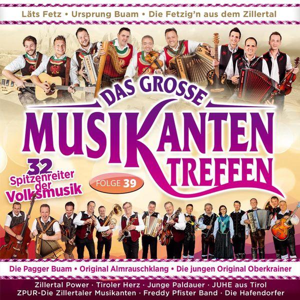 Various Artists - Das große Musikantentreffen - Folge 39