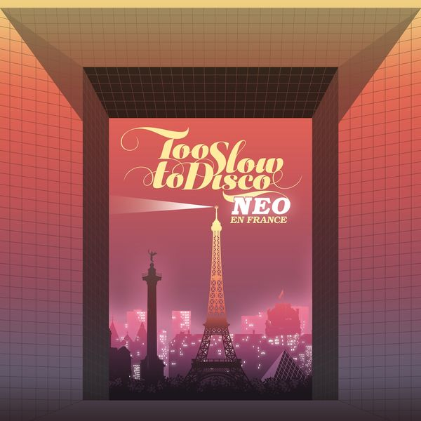 Various Artists - Too Slow to Disco Neo - En France