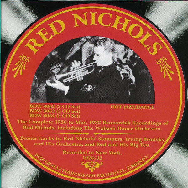 Red Nichols - Red Nichols 1926-1929