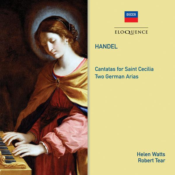 Raymond Leppard - Handel : Cantatas - Arias