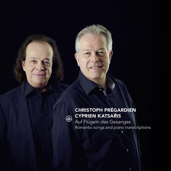 Christoph Prégardien - Auf Flügeln Des Gesanges. Romantic Songs