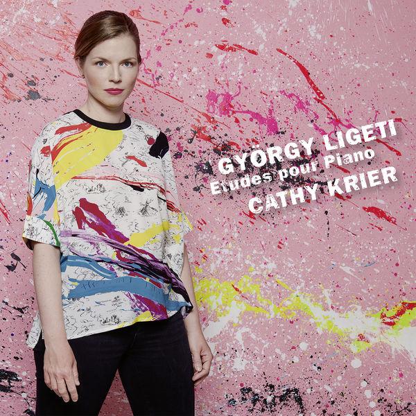 Cathy Krier - Ligeti: Études pour Piano