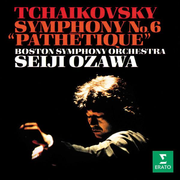 """Seiji Ozawa - Tchaikovsky: Symphony No. 6, Op. 74 """"Pathétique"""""""