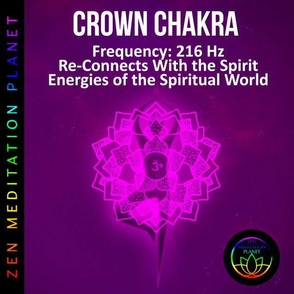 Crown Chakra, Frequency | Zen Meditation Planet – Download and