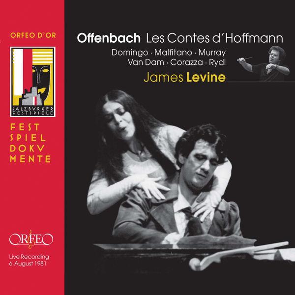 Wiener Philharmonic Orchestra - Offenbach: Les contes d'Hoffmann (Live)