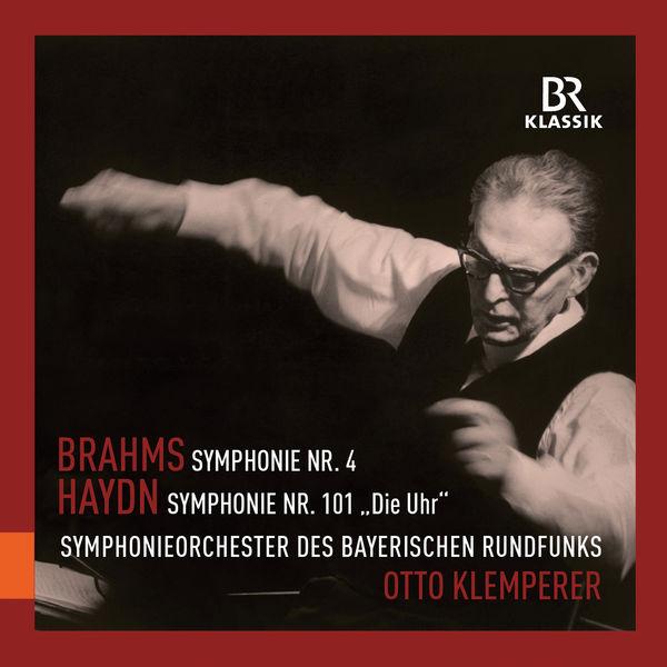 Otto Klemperer - Brahms : Symphony 4 - Haydn : Symphony 101