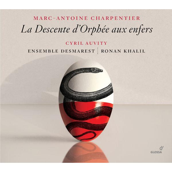 Ensemble Desmarest - Charpentier: La descente d'Orphée aux enfers, H. 488