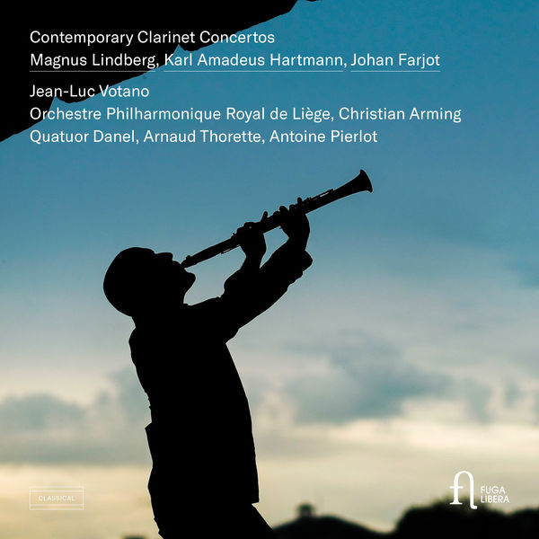 Christian Arming - Contemporary Clarinet Concertos