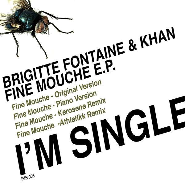 Brigitte Fontaine - Fine Mouche EP