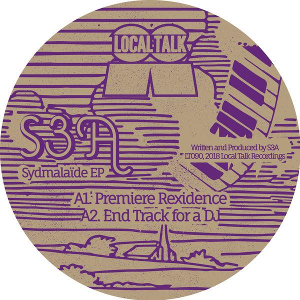 S3A - Sydmalaïde EP