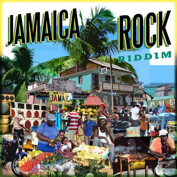 Various Artists - Jamaica Rock Riddim