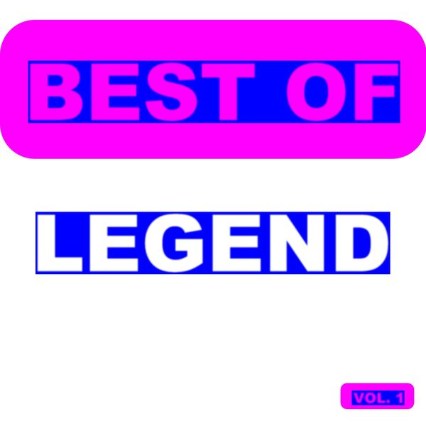 Legend - Best of legend