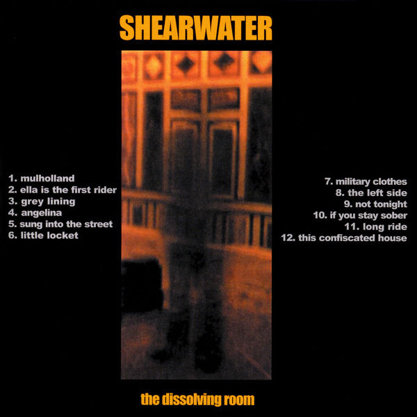 Shearwater The Dissolving Room