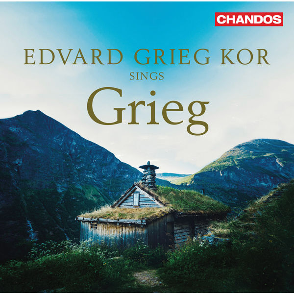 Paul Robinson - Grieg, Lang & Others: Choral Works