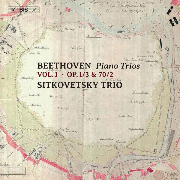 Sitkovetsky Trio - Beethoven : Piano Trios, Vol. 1