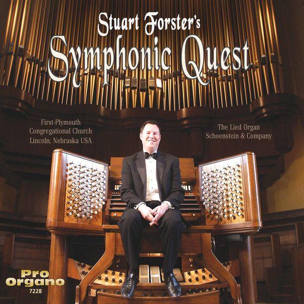 Stuart Forster - Symphonic Quest