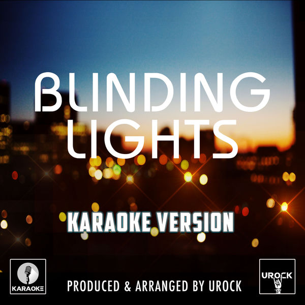 URock - Blinding Lights Originally Performed By The Weekend
