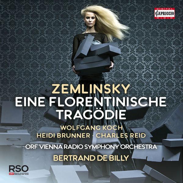 Bertrand de Billy - Zemlinsky : Eine florentinische Tragödie (Live)