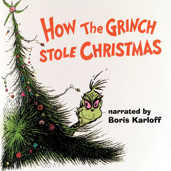 Boris Karloff - How The Grinch Stole Christmas