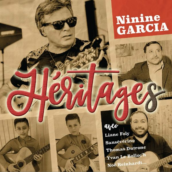 Ninine Garcia - Héritages