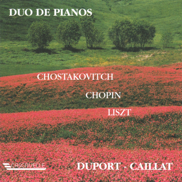 Denise Duport - Shostakovich: Suite in F-Sharp Minor, Op. 6 - Chopin: Rondo in C Major, Op. 73 - Liszt: Concerto Pathétique in E Minor, S. 258/1