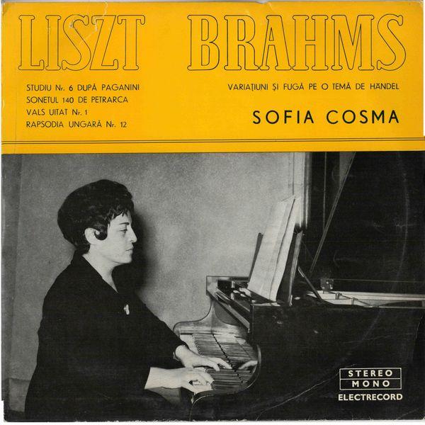 Sofia Cosma, Anonymous - Recital de pian