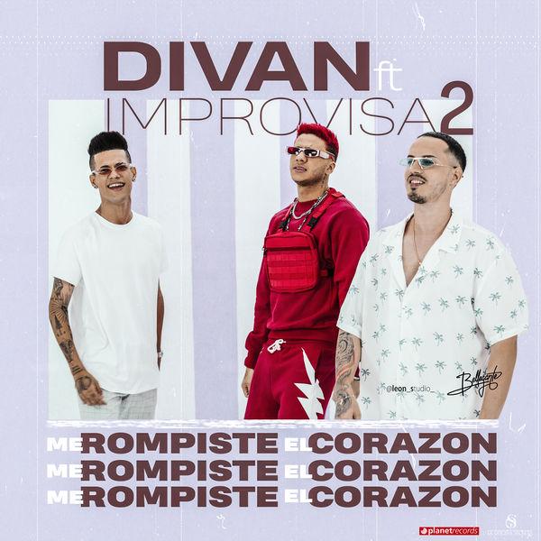 diVan - Me Rompiste El Corazón