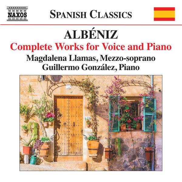 Magdalena Llamas - Albéniz: Complete Works for Voice & Piano