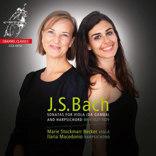Marie Stockmarr Becker - J.S. Bach Sonatas for Viola (da Gamba) and Harpsichord BWV 1027-1029
