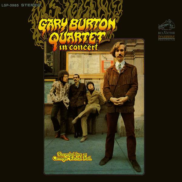Gary Burton - Gary Burton Quartet In Concert