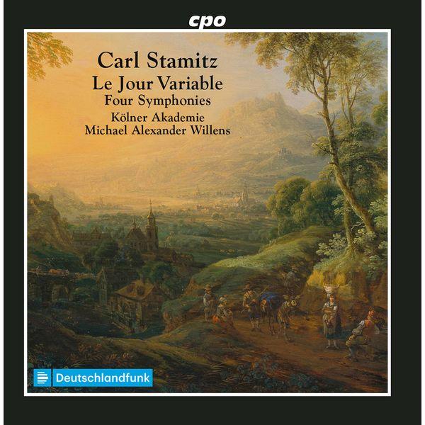 Album Stamitz: Symphonies , Carl Stamitz von Die Kölner Akademie | Qobuz:  Download und Streaming in hoher Audioqualität