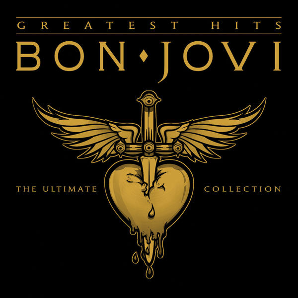 Bon Jovi - Bon Jovi Greatest Hits - The Ultimate Collection