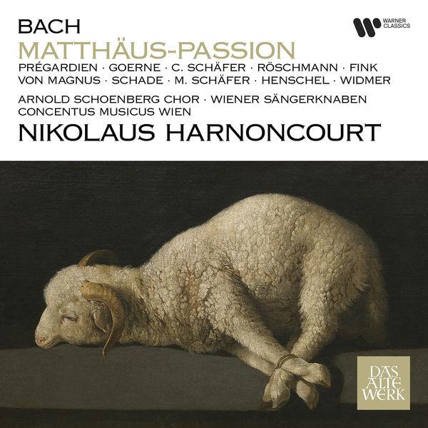 Nikolaus Harnoncourt|Bach: Matthäus-Passion, BWV 244 (Remastered)